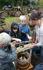 Außerschulische Umweltbildung im Regionalen Umweltzentrum Schortens