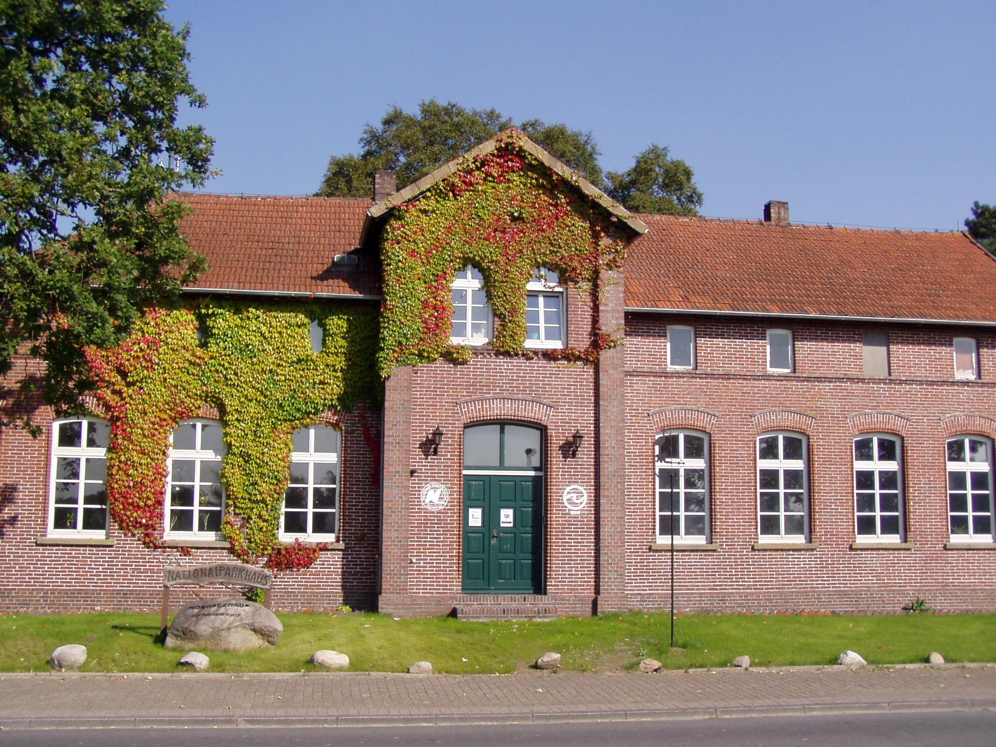 Nationalpark Haus Dangast